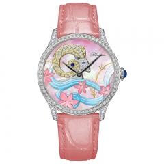 浪陀(Rlongtou)手表 星座系列腕表 女款 精选 白羊座