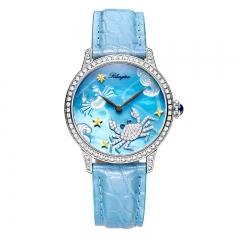 浪陀(Rlongtou)手表 星座系列腕表 女款 精选 巨蟹座