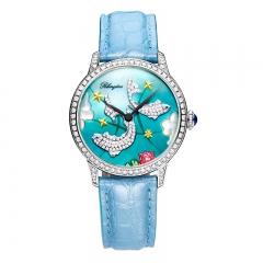 浪陀(Rlongtou)手表 星座系列腕表 女款 精选双鱼座