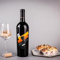 澳兰莎普贾斯特干红葡萄酒