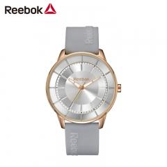 美国Reebok手表  万花系列 不锈钢橡胶表冠 日本原装Miyota机芯