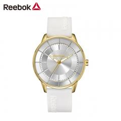 美国Reebok手表花系列 金色极简不锈钢表冠 女款