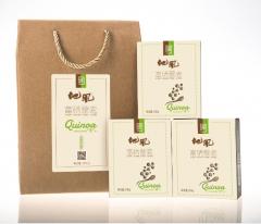 地风富硒藜麦250g*8袋 天然食物 高营养 五谷杂粮 美颜塑身 孕妇 宝宝辅食