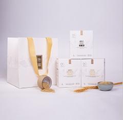 硒藜麦纤体餐组合(紫薯燕麦2盒+黑芝麻黑豆2盒+高蛋白2盒)
