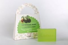 牛油果保湿手工面膜皂