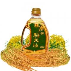 吉祥稻 稻米油 食用油 谷维多稻米油1.8L