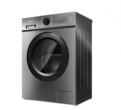 创维洗衣机F8018MU钛灰银高效电机 冰晶内桶设计