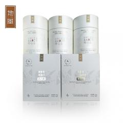 硒藜麦套装礼盒(白盒)(有机硒藜麦300克×3罐+高蛋白1盒+黑芝麻黑豆1盒)
