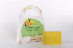 柠檬保湿手工面膜皂